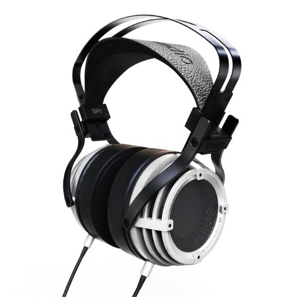 iBasso Audio(アイバッソ オーディオ) / SR1 【世界限定500台】 セミオープン型ヘッドホン 1大特典セット