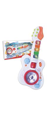 Bontempi(ボンテンピ) / Baby Rock Guitar (20 3325) おもちゃのロックギター 【正規輸入品】