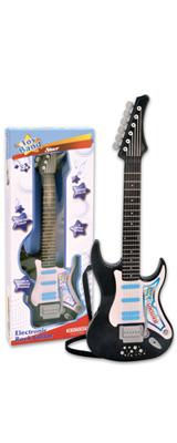 Bontempi(ボンテンピ) / Electronic Rock Guitar (24 4810) おもちゃのロックギター 【正規輸入品】