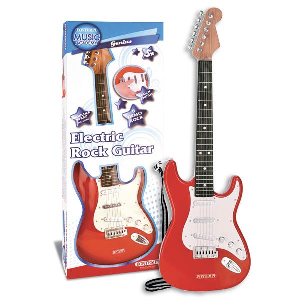 Bontempi(ボンテンピ) / Electric Rock Guitar (24 1300) おもちゃのロックギター 【正規輸入品】