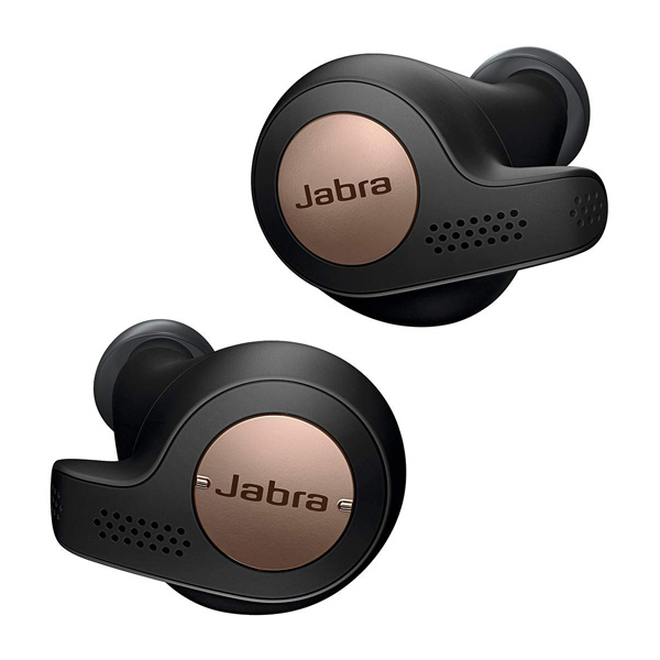 Jabra(ジャブラ) / Elite Active 65t (Copper Black) - 防塵防水IP56仕様 Alexa対応 完全ワイヤレスイヤホン - 1大特典セット
