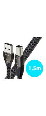 AudioQuest(オーディオクエスト) / USB2 CARBON (1.5m / Type-A to Type-B) オーディオグレードUSBケーブル