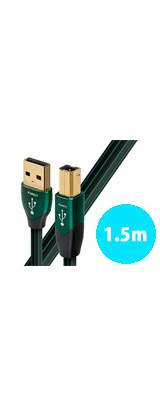 AudioQuest(オーディオクエスト) / USB2 FOREST (1.5m / Type-A to Type-B) オーディオグレードUSBケーブル
