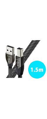 AudioQuest(オーディオクエスト) / USB2 DIAMOND (1.5m / Type-A to Type-B) オーディオグレードUSBケーブル