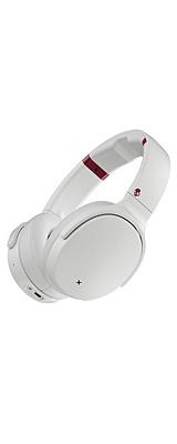 Skullcandy(スカルキャンディ) / VENUE (White/Crimson) ノイズキャンセル機能搭載 Bluetooth対応ワイヤレスヘッドホン 1大特典セット