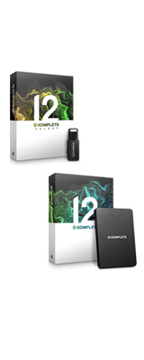 KOMPLETE 12 SELECT + KOMPLETE 12 UPG アップグレードセット 2大特典セット