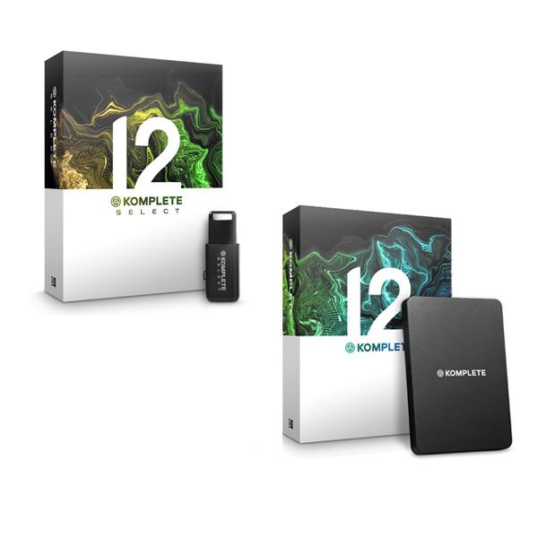 KOMPLETE 12 SELECT + KOMPLETE 12 UPG アップグレードセット