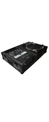 ■ご予約受付■ ProX / XS-TMC1012WBL ターンテーブル1台 + DJミキサー1台収納可能 DJセットケース