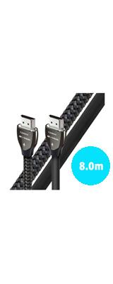 AudioQuest(オーディオクエスト) / HDMI2 8.0m  カーボン - HDMIケーブル -