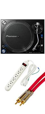 Pioneer(パイオニア) / PLX-1000  【最上級 Belden RCAケーブル 3m 1ペアプレゼントキャンペーン!】【1月31日までの期間限定】 2大特典セット