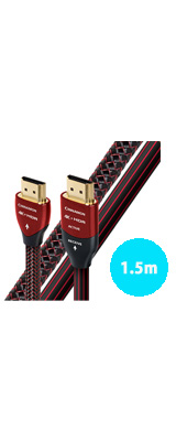 AudioQuest(オーディオクエスト) / HDMI2 1.5m  シナモン - HDMIケーブル -