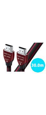 AudioQuest(オーディオクエスト) / HDMI2 30.0m  チェリーコーラ - HDMIケーブル -