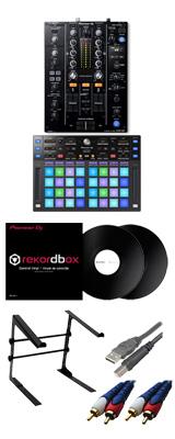 Pioneer(パイオニア) / DJM-450 & DDJ-XP1 & コントロールバイナル2枚セット 5大特典セット