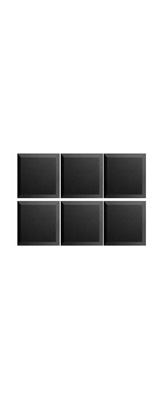 Mybecca / Acoustic Panels Studio Foam bevel 2 (30.5×30.5 x 5.1cm) 6個パック - 吸音材 -
