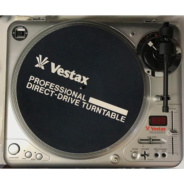 【限定1台】【中古】Vestax(ベスタクス) / PDX-2300 (シルバー) 【足部分カスタム】