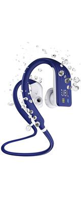 JBL(ジェービーエル) / ENDURANCE DIVE (BLUE) 防水仕様 (IPX7) MP3プレーヤー内蔵 Bluetooth対応 ワイヤレスイヤホン 1大特典セット