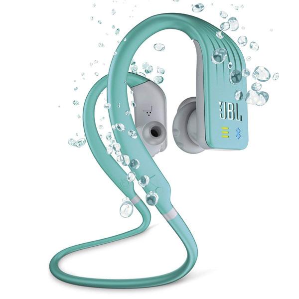 JBL(ジェービーエル) / ENDURANCE DIVE (TEAL) 防水仕様 (IPX7) MP3プレーヤー内蔵 Bluetooth対応 ワイヤレスイヤホン 1大特典セット