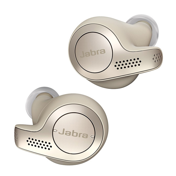 Jabra(ジャブラ) / Elite 65t (Gold Beige) - Alexa対応 完全ワイヤレスイヤホン - 1大特典セット