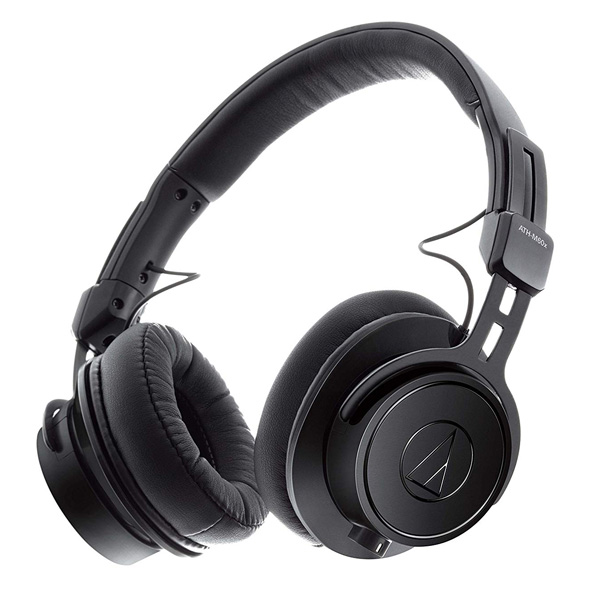 audio-technica(オーディオテクニカ) / ATH-M60x - 軽量・コンパクトなプロフェッショナルモニターヘッドホン -