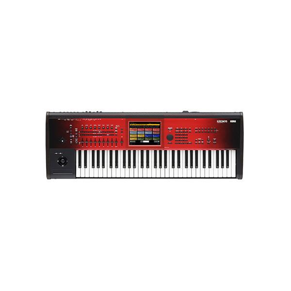 Korg(コルグ) / KRONOS Special Edition KRONOS2-61-SE (61鍵盤) - ミュージック・ワークステーション シンセサイザー - 【2月24日発売予定】※予約はまだ受け付けておりません