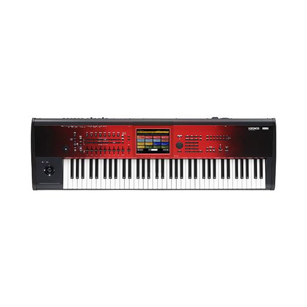 Korg(コルグ) / KRONOS Special Edition KRONOS2-73-SE (73鍵盤) ミュージック・ワークステーション シンセサイザー【2月24日発売予定】※予約はまだ受け付けておりません