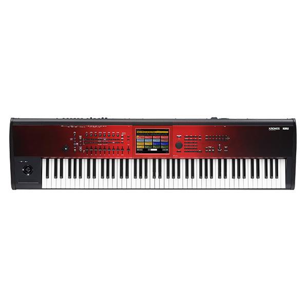 Korg(コルグ) / KRONOS Special Edition KRONOS2-88-SE - 88鍵盤 ミュージック・ワークステーション シンセサイザー -【2月24日発売予定】※予約はまだ受け付けておりません