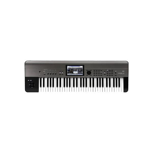 Korg(コルグ) / KROME-61 EX ( 61鍵盤 ) - デジタルシンセサイザー - 【2月24日発売予定】