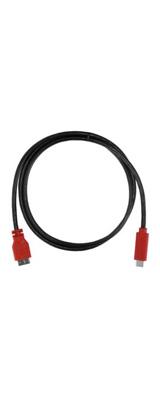 Unibrain(ユニブレイン) / USB 3.1ケーブル 1m (3.3 ft) Type-C to Type-C USB 3.1 Gen.2 (10 Gbps)  - USBケーブル - Part #1844