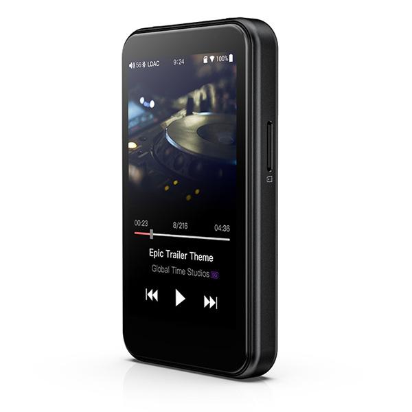 Fiio(フィーオ) / M6 (Black) 【2GB】 ハイレゾ対応 デジタルオーディオプレイヤー(DAP) [Serial removed]