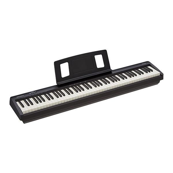 Roland(ローランド) / FP-10-BK - Bluetooth対応 ポータブル・電子ピアノ - 【88鍵盤】【2月上旬頃発売予定】