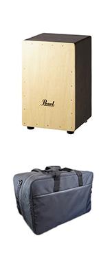 【撥水バッグ付き】Pearl(パール) / PBC-512CC [PRIMERO  BOX CAJON] カホン