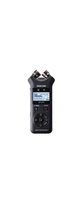 Tascam(タスカム ) / DR-07X -  USB オーディオインターフェース搭載ステレオオーディオレコーダー -