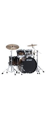 【受注生産モデル / 納期約5ヵ月】TAMA(タマ) / Starclassic Walnut/Birch Configurations set [WBS42S-TMF] Transparent Mocha Fade ドラムシェル4点セット※代金引換不可※
