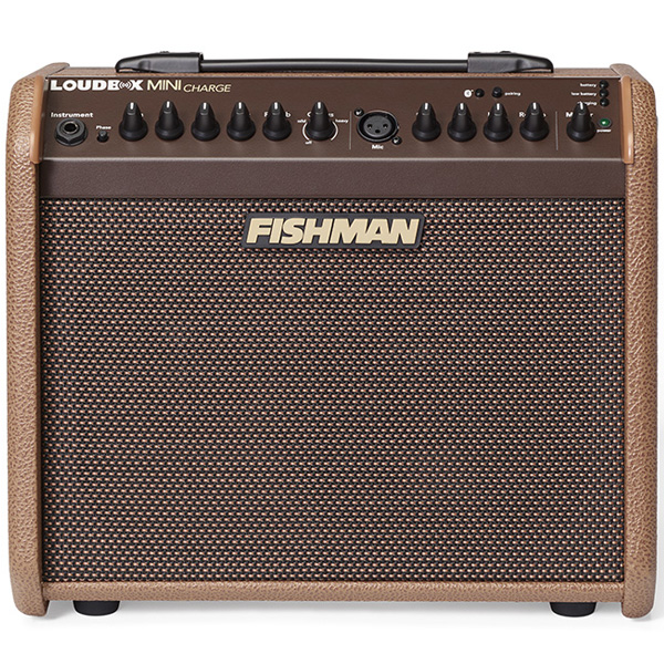 FISHMAN(フィッシュマン) /  Loudbox Mini Charge Amplifier [PRO-LBC-500] - 60W出力 アコースティック ギターアンプ 充電式 -