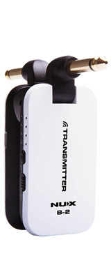 NUX(ニューエックス) / B-2(White) - ギター デジタルワイヤレス ・システム -