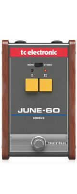 TC Electronic(ティーシーエレクトロニック) / JUNE-60 CHORUS - コーラス - 《ギターエフェクター》