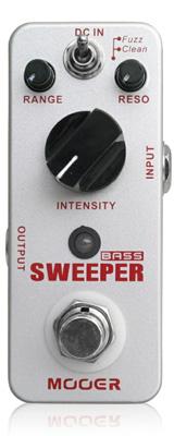 MOOER(ムーアー) / Sweeper - オートワウ - 《ギター ベースエフェクター》 1大特典セット