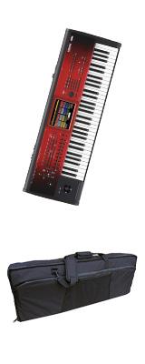 【3WAY撥水バッグセット】 Korg(コルグ) / KRONOS Special Edition KRONOS2-61-SE (61鍵盤) - ミュージック・ワークステーション シンセサイザー - 【2月24日発売予定】 1大特典セット