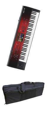 【3WAY撥水バッグセット】 Korg(コルグ) / KRONOS Special Edition KRONOS2-73-SE (73鍵盤) - ミュージック・ワークステーション シンセサイザー - 【2月24日発売予定】 1大特典セット