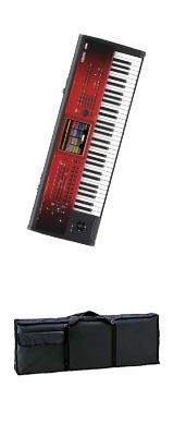 【ソフトバッグセット】 Korg(コルグ) / KRONOS Special Edition KRONOS2-88-SE (88鍵盤) - ミュージック・ワークステーション シンセサイザー - 【2月24日発売予定】 1大特典セット