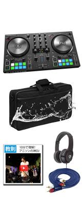 【+1,000円 撥水ケースセット】TRAKTOR KONTROL S2 MK3 / Native Instruments(ネイティブインストゥルメンツ) 【TRAKTOR PRO 3 付属】- PCDJコントローラー - 3大特典セット