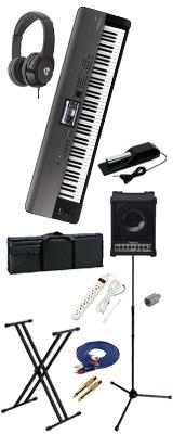 【CM-30セット】 Korg(コルグ) / KROME-88 EX ( 88鍵盤 ) - デジタルシンセサイザー - 3大特典セット