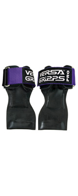 Versa Gripps(バーサグリップ) / Versa Gripps PRO purple Sサイズ (約15〜17cm) - パワーグリップ トレーニングアクセサリー -