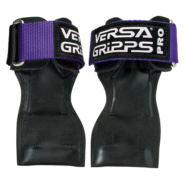Versa Gripps(バーサグリップ) / Versa Gripps PRO purple Sサイズ - パワーグリップ トレーニングアクセサリー -