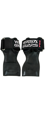Versa Gripps(バーサグリップ) / PRO BLACK Sサイズ (約15〜17cm) - パワーグリップ トレーニングアクセサリー - 【国内正規品】
