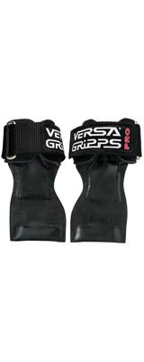 Versa Gripps(バーサグリップ) / PRO BLACK Lサイズ (約18〜20cm) - パワーグリップ トレーニングアクセサリー - 【国内正規品】