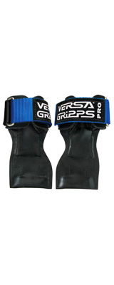 Versa Gripps(バーサグリップ) / Versa Gripps PRO Blue XLサイズ (約20cm〜) - パワーグリップ トレーニングアクセサリー -