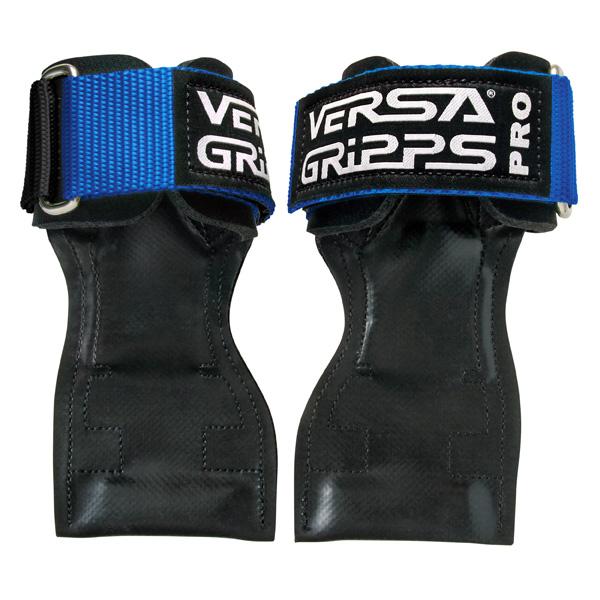 Versa Gripps(バーサグリップ) / Versa Gripps PRO Blue XLサイズ - パワーグリップ トレーニングアクセサリー -