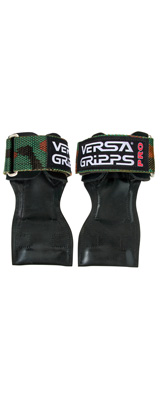 Versa Gripps(バーサグリップ) / Versa Gripps PRO Camouflage XLサイズ (約20cm〜) - パワーグリップ トレーニングアクセサリー -