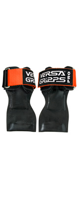 Versa Gripps(バーサグリップ) / PRO ORANGE Sサイズ (約15〜17cm) - パワーグリップ トレーニングアクセサリー - 【国内正規品】